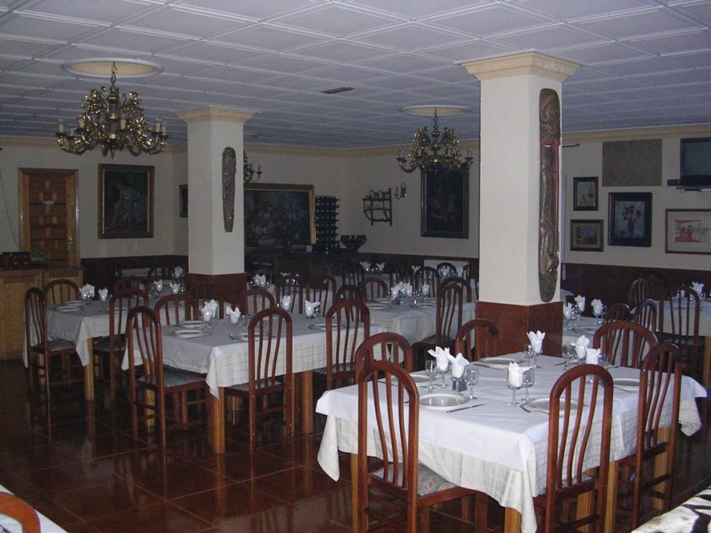 Restaurante Hostal  El Mirador Restaurante H. El Mirador