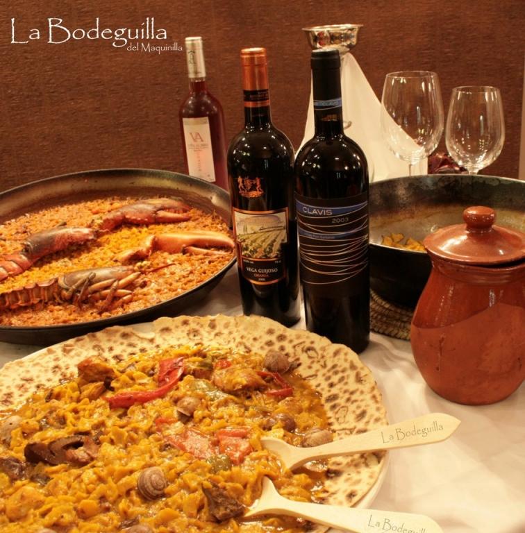 Restaurante La Bodeguilla del Maquinilla Restaurante la Bodeguilla del Maquinilla