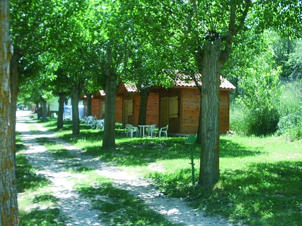 Restaurante Camping Peñascosa Camping Sierra de Peñascosa y Cabañas
