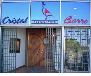 Restaurante Cristal y barro