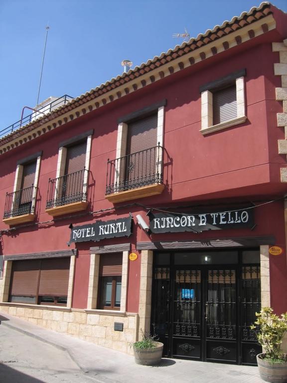 Restaurante Hostal Rincón de Tello Hostal Rincón de Tello