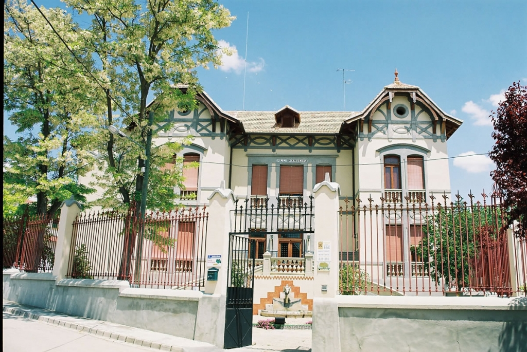 Albergue Rural Villa Manolita