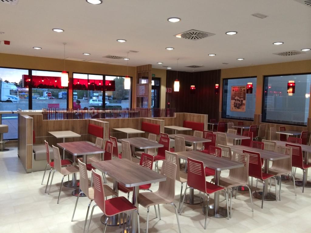 Cafe Bar Restaurantes Burger King Burguer King