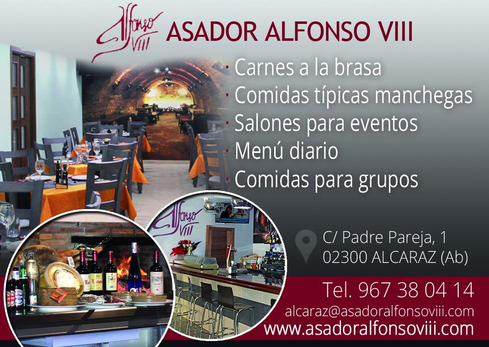 Restaurante Asador  Alfonso VIII  Restaurante Asador Alfonso VIII