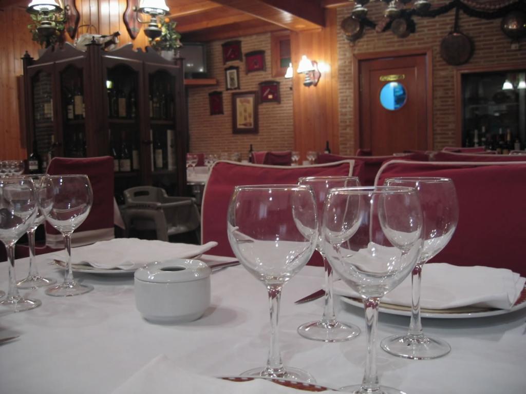 Restaurante La Alacena de Pensión La Alacena Restaurante La Alacena