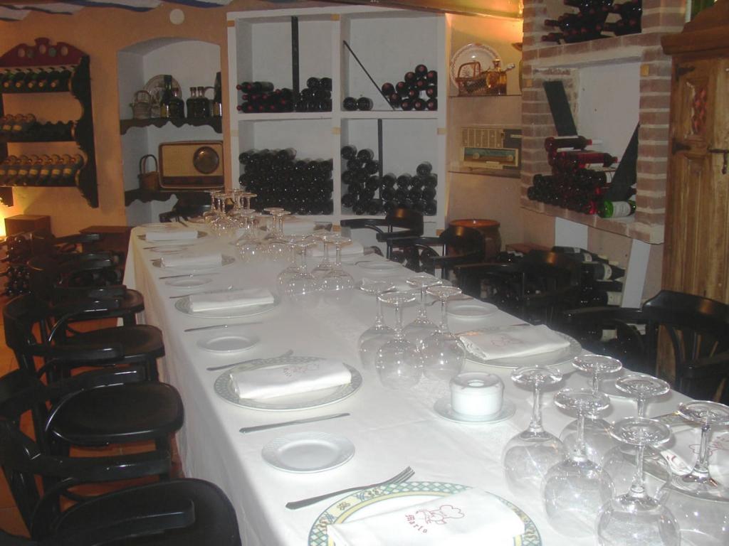 Restaurante Taperia Marlo Restaurante Casa Marlo