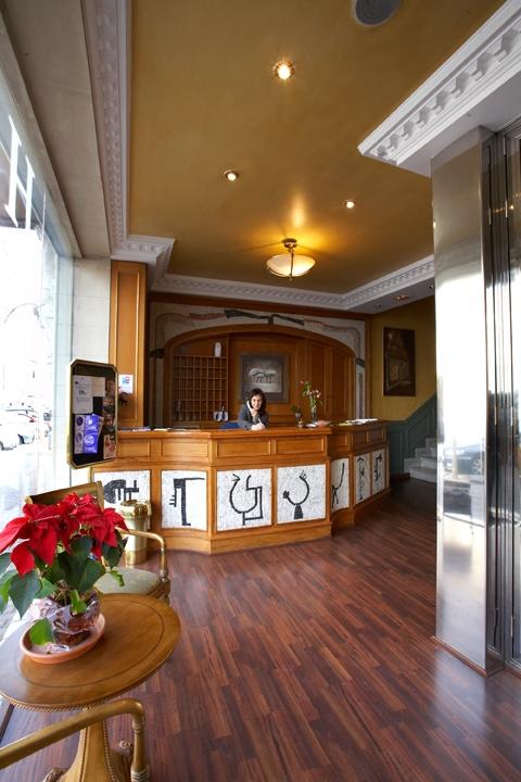 Restaurante Hotel Juanito Recepción Hotel Juanito