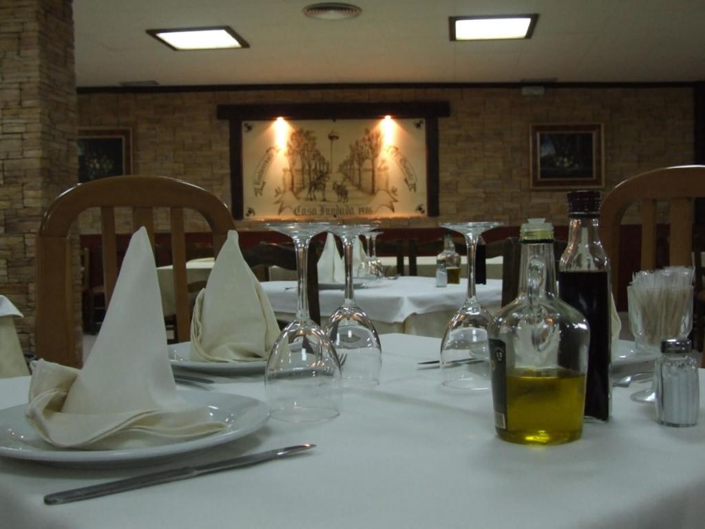 Restaurante El Quijote-Tejoqui